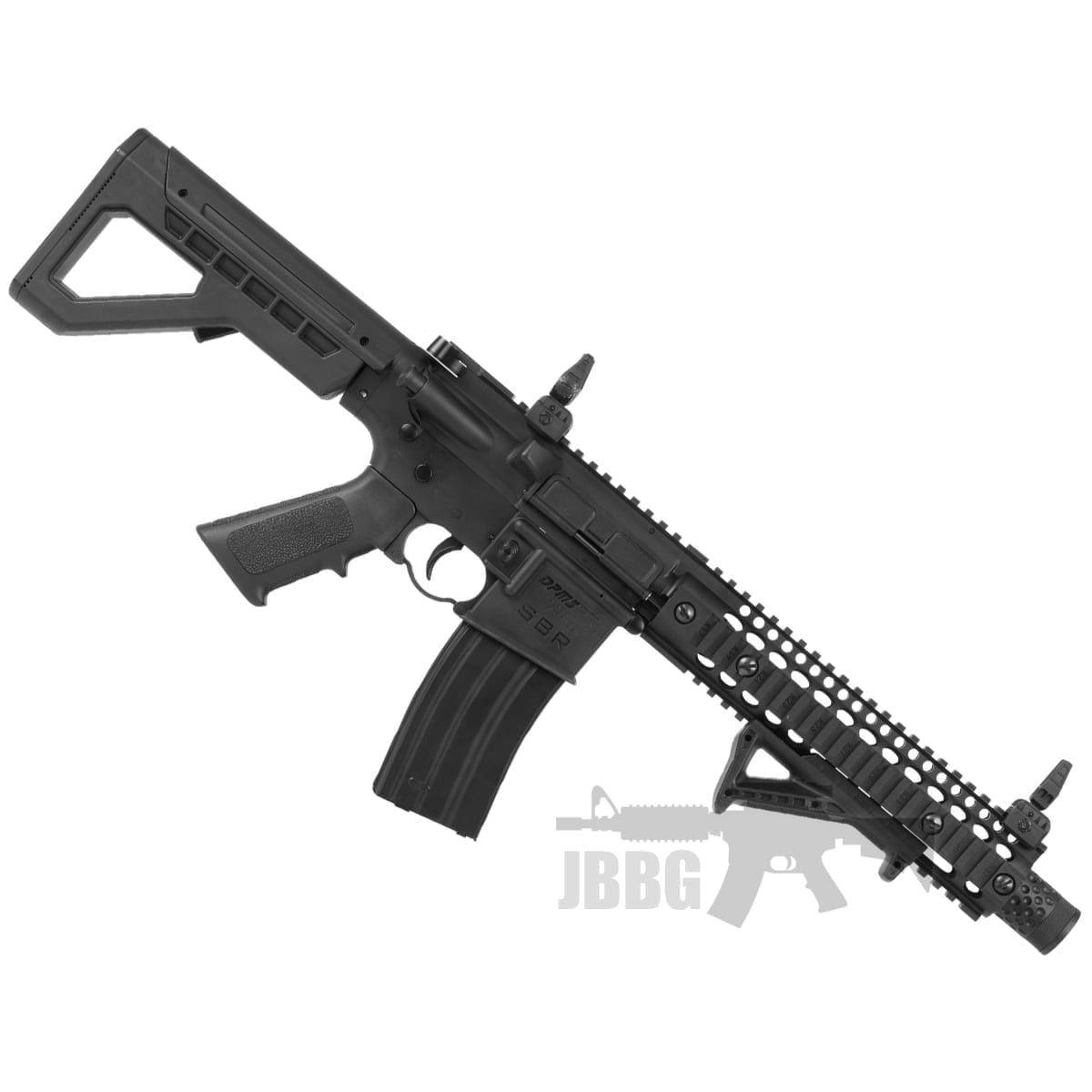 DPMS air rifle black