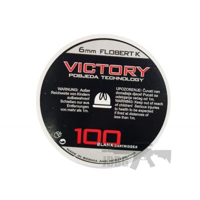 Victory 6mm Blanks 100