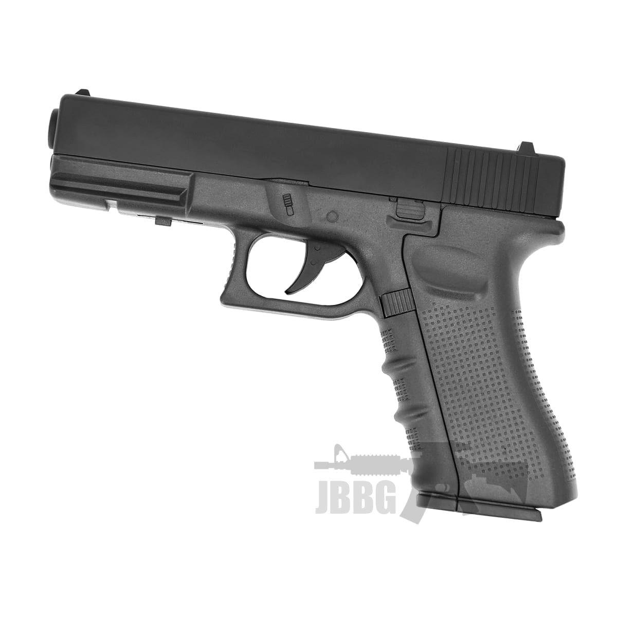 TX R17 Metal Slide Co2 4.5 Air Pistol