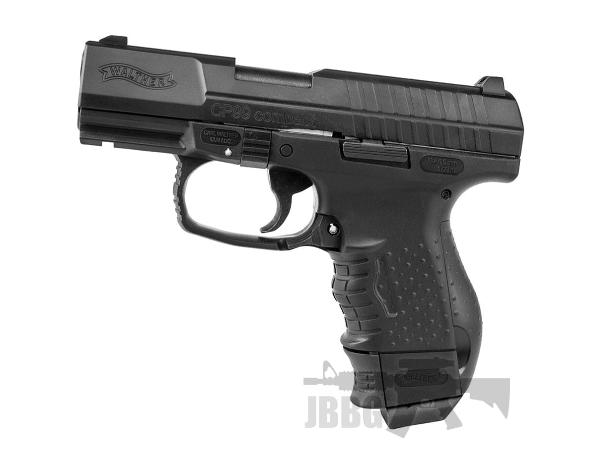 Walther CP99 Compact Air Pistol with Blowback