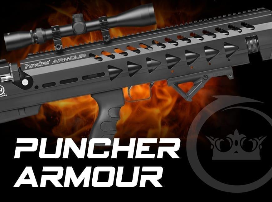 puncher armour air rifle