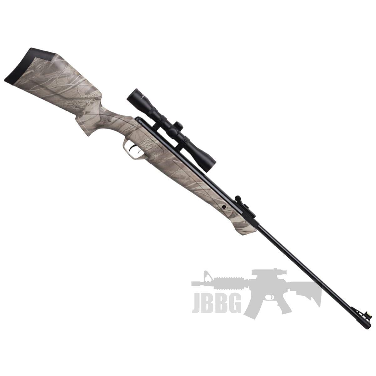 crosman stealth air rifle