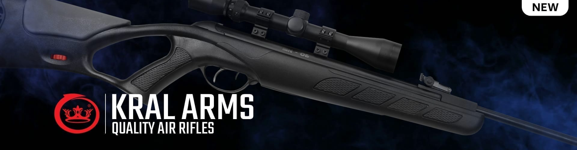 kral arms air rifles at just air guns m1