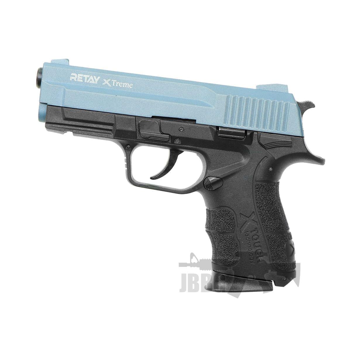 eagle blank firing pistol