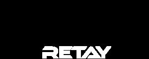 retay logo for blank firing pistols