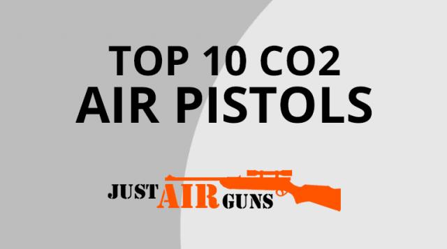 top 10 air pistols