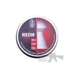 177 red star air gun ammo