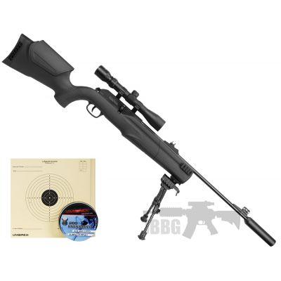 850 M2 Empire Kit .22 Air Rifle