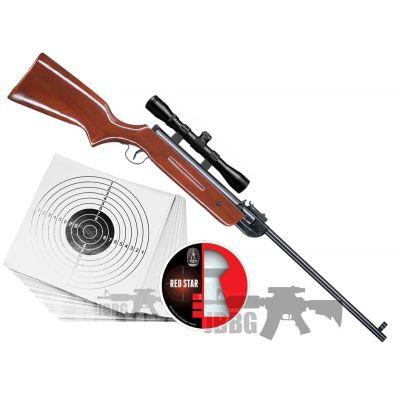 perfecta air rifle set