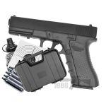tx g17 air pistol bundle set