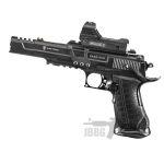 ux race gun pistol