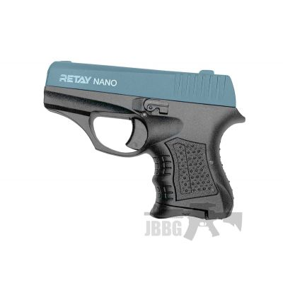 blank firing pistol retay nano
