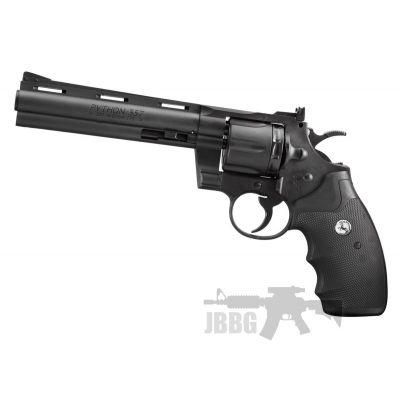 Colt Python 6″ 357 .177 Pellet & BB Co2 Air Pistol