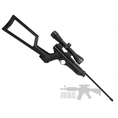 AG2250K XL .22 Air Rifle with Scope