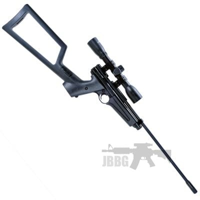 AG2250K XL 22 Air Rifle with Scope 1