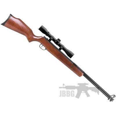 Beeman Double Barrel Air Rifle .22