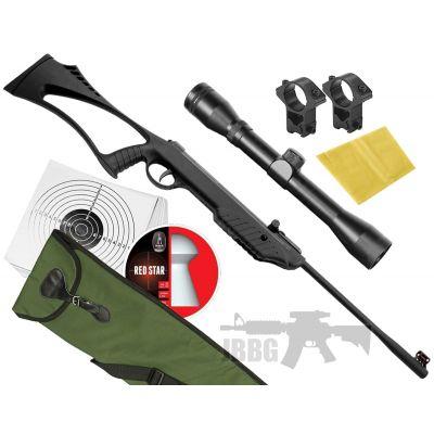 air rifle set
