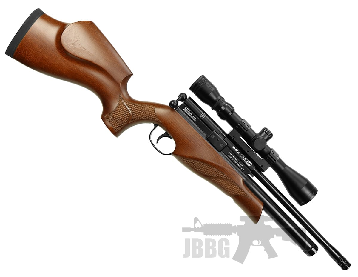 Bsa Ultra Se Multi Shot Pcp Rifle 177 Just Air Guns