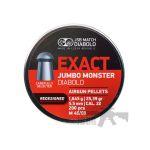 Diabolo Exact Jumbo Monster Airgun Pellets