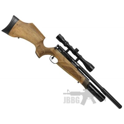 BSA R10 SE .22 12FTLB Walnut Air Rifle