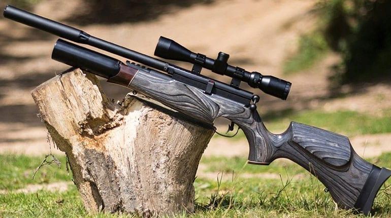 pcp air rifles
