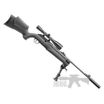 Umarex 850 M2 Co2 Air Rifle .22 Pro Kit