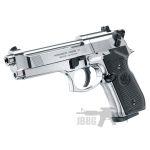 bsretts chrome pistol 2
