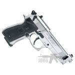 bsretts chrome pistol 4