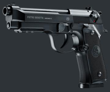 Beretta m92 air pistol