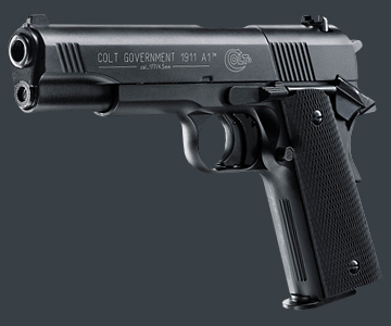 colt government 1911 air pistol