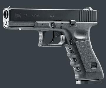 glock 17 air pistol