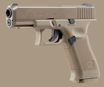 glock 19x air pistol