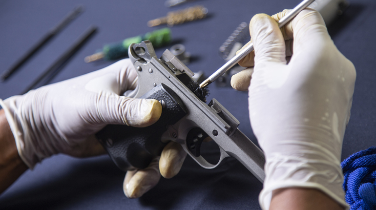 Cleaning and Maintaining Your Air Guns