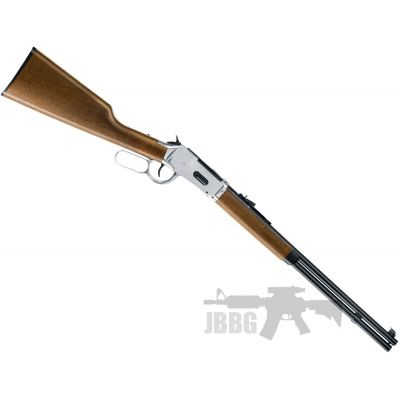 Umarex Polished Chrome Legends Cowboy Lever Action CO2 BB Air Rifle