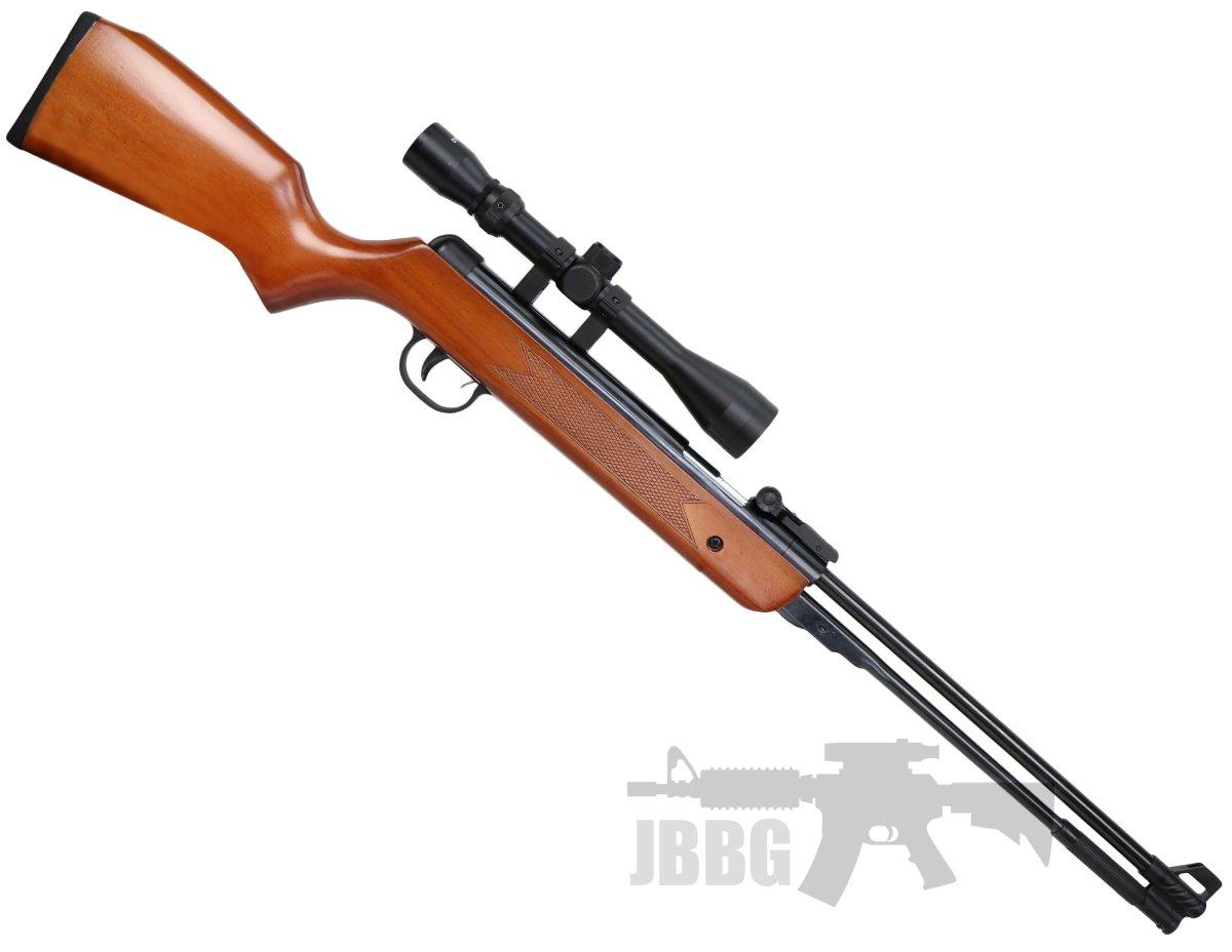 db3 wg600 underlever db3 air rifle .177