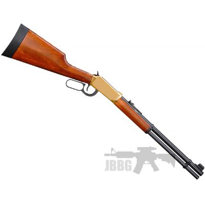 Umarex Walther Lever Action Wells Fargo Long Air Rifle .177