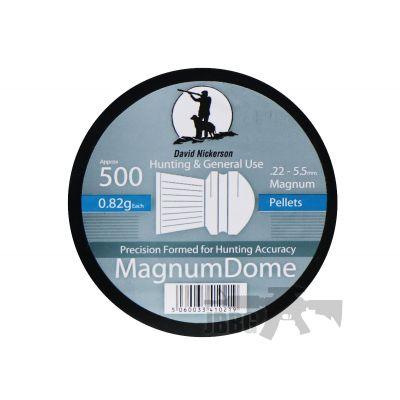 500 Magnum Dome .22 Pellets