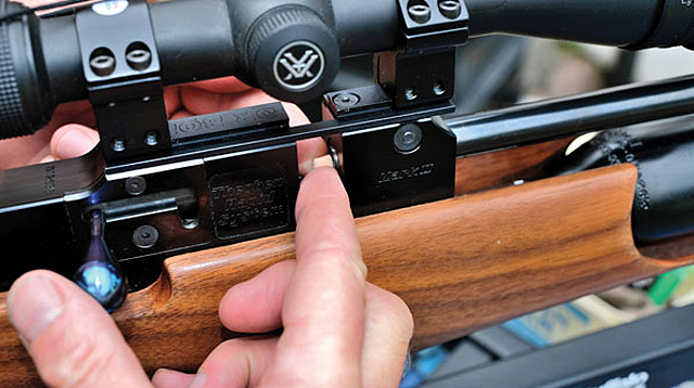 Cleaning and Maintaining your Air Rifle