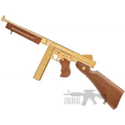 Umarex Legends M1A1 Legendary Gold CO2 BB Submachine Gun