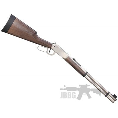 Umarex Walther Lever Action Steel Finish Air Rifle .177