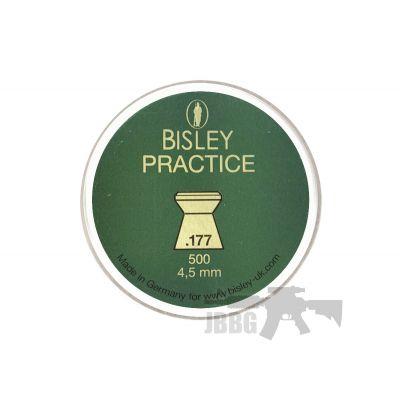 500 Bisley Practice Pellets 177