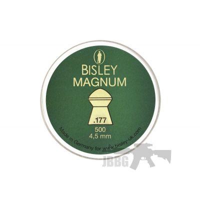 500 Bisley Magnum Pellets 177