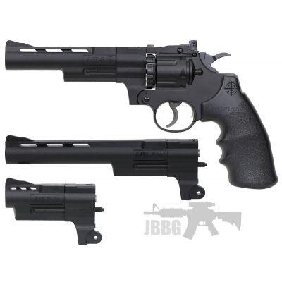 Crosman Triple Threat Revolver Set