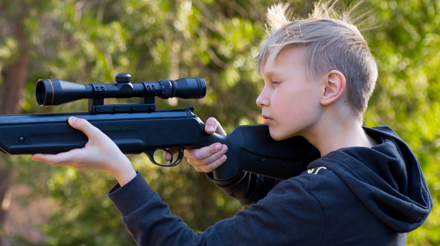 Airguns for Children – When, Where and Why?
