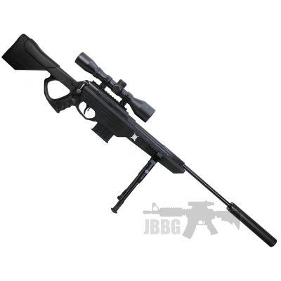 Spec Ops Sniper MKII Air Rifle Set 22