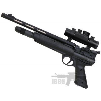 Umarex Walther Nighthawk Co2 Air Pistol 177