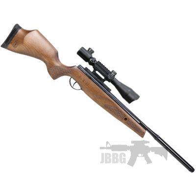 BSA Lightning XL SE GRT Beech Stock Air Rifle .177