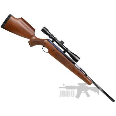 AirArms Pro Sport Single Shot RH Beech STD Air Rifle .22