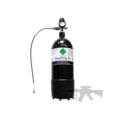 5 Ltr Cylinder CW Gauge Hose & Connector Included