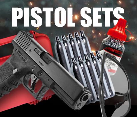 air pistols bundle sets